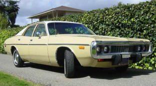 1973 Dodge Coronet Custom Sedan Classic Dodge Cars Hard To Find