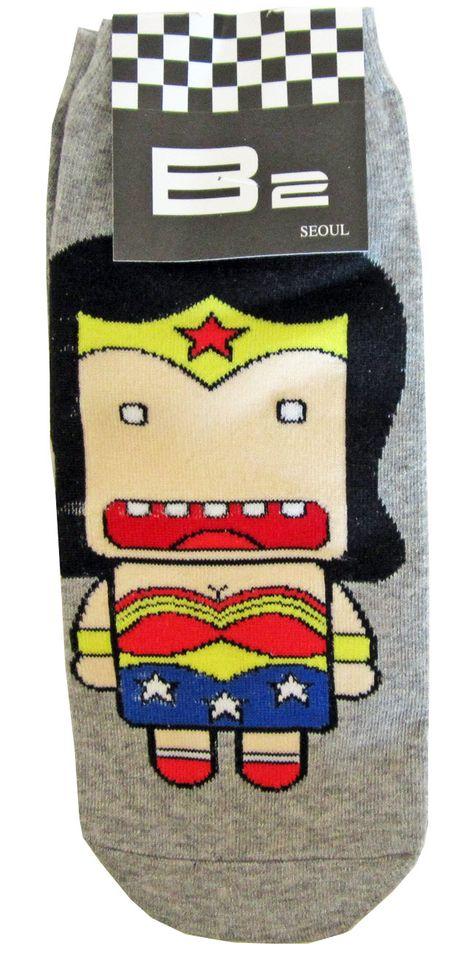 Wonder Woman Socks (Korea)