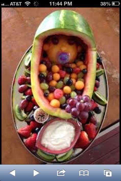 Fruit Baby Basinet