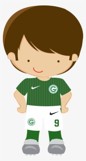 Futebol Minus Jogador Minus 3331536 Png Soccer Theme Chibi Boy
