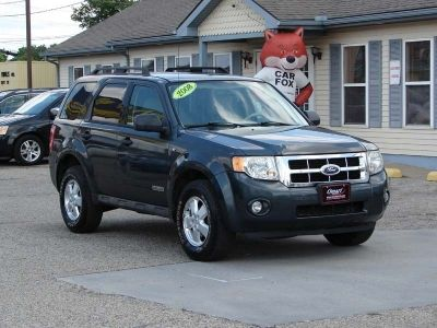 2008 Ford Escape Xlt Gray Suv 4 Doors 4700 To View More