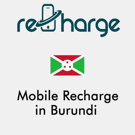 Mobile Recharge in Burundi. Use our website with easy steps to recharge your mobile in Burundi. #mobilerecharge #rechargemobiles https://recharge-mobiles.com/
