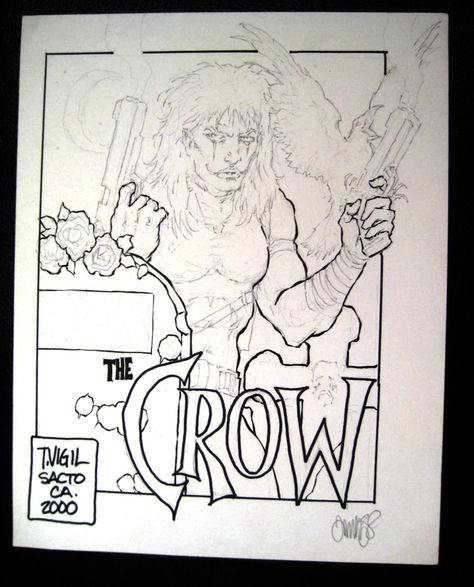 Share The Tim Sale Art From Your Personal Collection