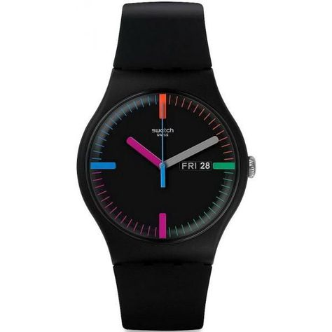 Swatch Watch New Gent The Indexter SUOB719