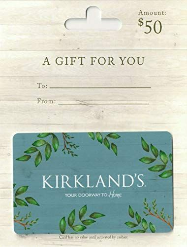 Pin By Volleybrat On Christmas 2021 Ideas Kirklands Gift Card Decor Gifts