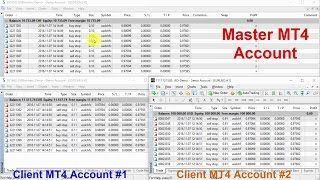 Fast Forex Trade Copier 10 Orders Copied In Under 1 Second Tags