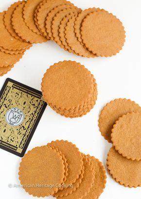 Moravian Christmas Cookies