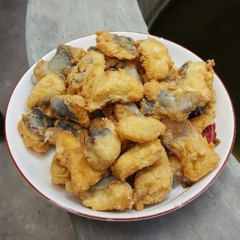 Resep Ikan Patin Goreng Tepung Oleh Happy S Kitchen Resep Makanan Resep Ikan Tepung