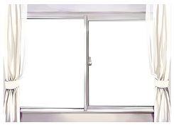 Hausfenster, Fenster, Glas, Zimmer