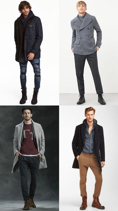 Step into the new season in style with our break down of the key men's footwear trends you need to know about this autumn/winter. From boots to weatherproof lace-ups, there's something for everyone.
