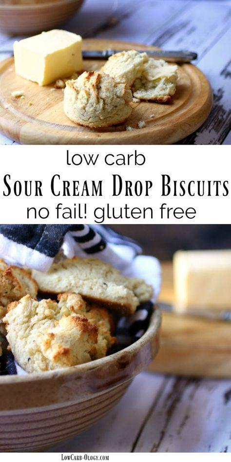 Sour Cream Biscuits Easy Low Carb Drop Biscuits Lowcarb Ology Recipe Low Carb Christmas Recipes Low Carb Biscuit Low Carb Christmas