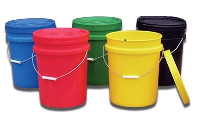 Plastic Bucket Plastic Buckets Plastic Pail Bucket