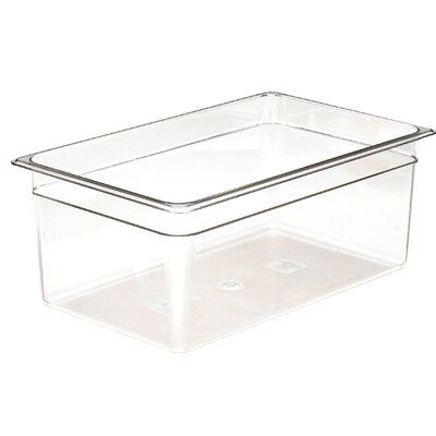 Cambro Camwear 6 Container Food Storage Set Food Storage Food Storage Containers Cupcake Carrier