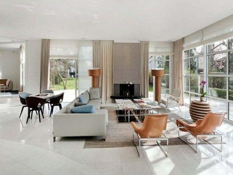 Meuble Suedois Et Les Meubles Scandinaves Joli Salon Avec Carrelage Blanc Meuble Ambiance Scandinave Decoration Maison
