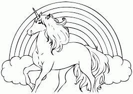 Resultado De Imagem Para Desenho De Unicornio Para Colorir