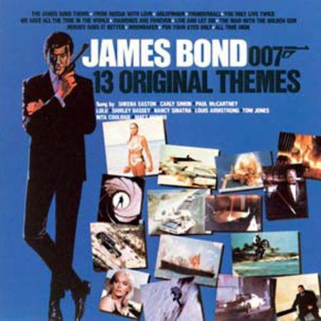 Image Of James Bond 13 Original Themes 0 Of 4 James Bond James Bond Theme Bond