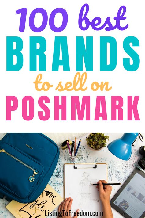 Selling Used Clothes Online, Sell My Clothes, Selling Online, Selling On Ebay, What To Sell, How To Make Money, Selling On Poshmark, How To Sell On Poshmark, Shipping Label Printer