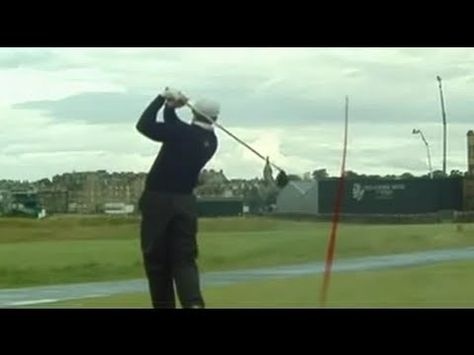 Sergio Garcia golf swing at 1 Step to Better Golf