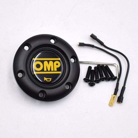 Omp Steering Wheel Horn Button Abs Edge In Stock Available