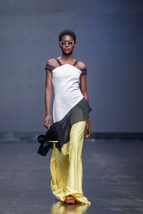 Lagos Fashion Week 2018 | Kiki Kamanu | BN Style