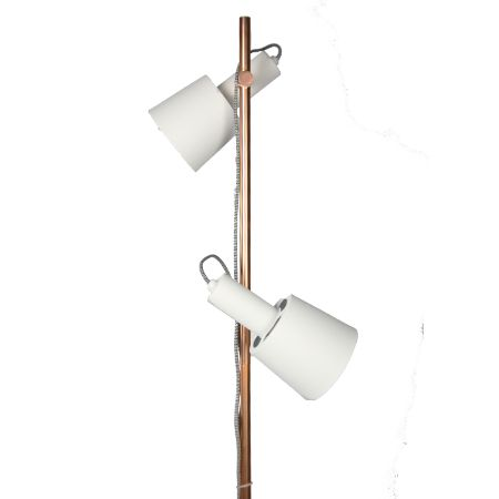Soporte de suelo soporte Vintage lámpara iluminación residencial de cama de madera luz sala de lectura