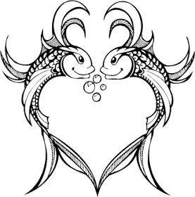 Tatuajes Para Mujer Plantillas O Disenos Tatuajes Pisces