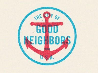 the city of good neighbors