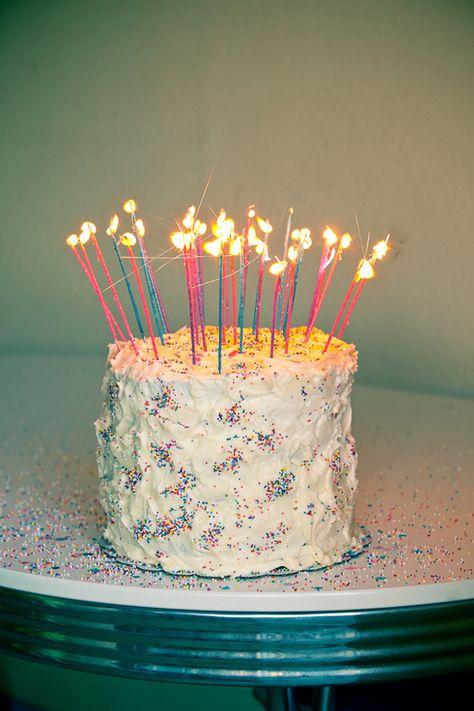 Loving Birthday Cake
