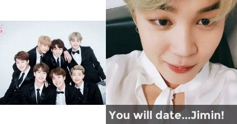 BTS Jimin dating