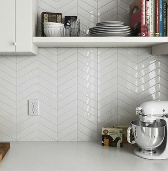 Image 1 With Images Kitchen Splashback Tiles Splashback Tiles