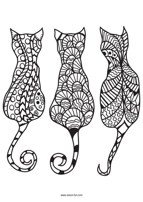 Coloring Rocks Cat Coloring Page Animal Coloring Pages Coloring Pages