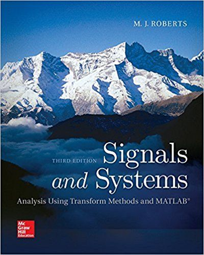 Solution Manual for Signals and Systems Analysis Using