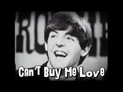 The Beatles Can T Buy Me Love Subtitulada Youtube Hudba