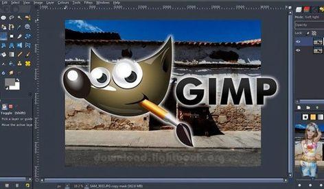 Gimp graphics editor free download