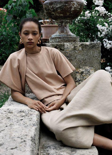 Look 9 / Printemps 2018 - Céline