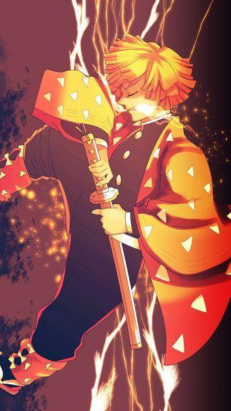 Anime Demon Samurai Anime Anime 1920x1080 full hd zenitsu wallpaper