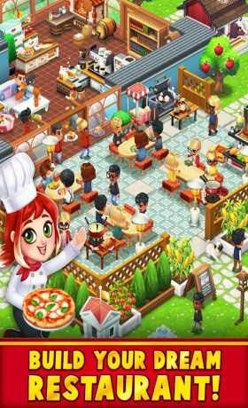 download game restaurant paradise mod apk android 1