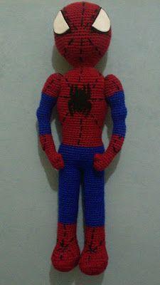 Amigurumi Spiderman - Oyuncak 509561   zet.com   400x225