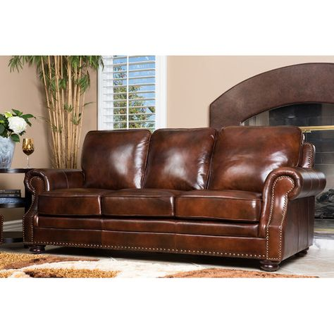 Wondrous Found It At Wayfair Barrview Leather Sofa Man Decor Machost Co Dining Chair Design Ideas Machostcouk