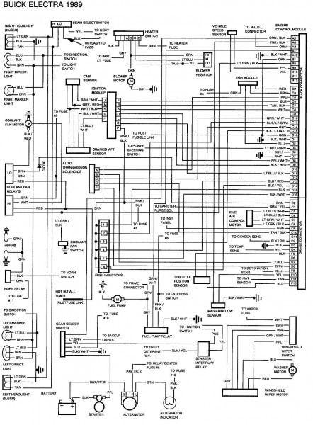 Buick Lucerne Wiring Diagram