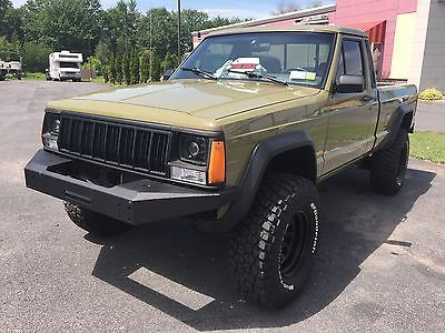 Great Jeep Comanche For Sale Craigslist