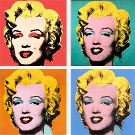 90cm Mode Leinwand Malerei Andy Warhol Pop Art Rote Lippen Abstrakte Malerei Wandkunst Bilder F/ür Wohnzimmer Moderne Dekoration Ungerahmt 60
