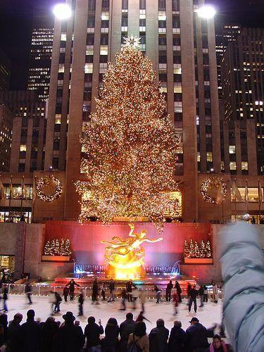 Rockefeller Center New York Christmas New York Travel New York City