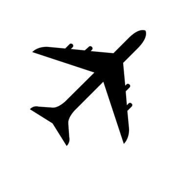 Airplane Icon Airplane Icons Airplane Vector Png And Vector With Transparent Background For Free Download Airplane Icon Plane Icon Airplane Vector
