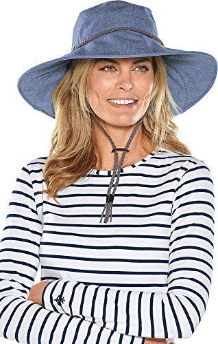 New Coolibar Upf 50 Women S Flora Gardening Hat Sun Protective