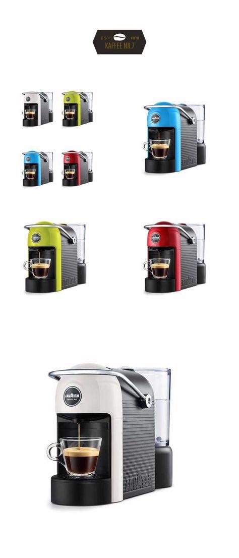 Lavazza A Modo Mio Jolie Kapsel Kaffeemaschine Kaffee System