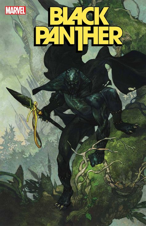BLACK PANTHER #1 BIANCHI VAR 1:50 (08/04/2021) (11/03/2021)