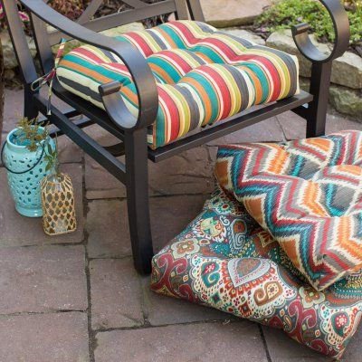 Coral Coast Global 20 X 20 In Outdoor Chair Cushion Oc4800