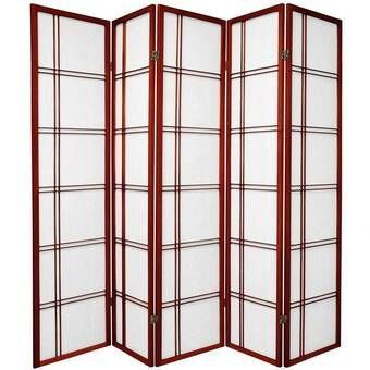 Marla Room Divider In 2020 Oriental Furniture Panel Room Divider Room Divider