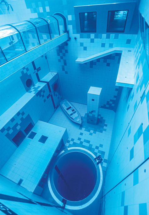 Super-Deep Pool Engineering Article for Students | Scholastic Science World Magazine